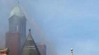 Συναγερμός στο Λονδίνο: Τεράστια φωτιά στο Hyde Park