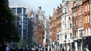 Μεγάλη φωτιά σε πολυτελές ξενοδοχείο στο Λονδίνο