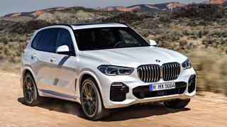 Αυτοκίνητο: Η BMW παρουσίασε την καινούργια X5 που αναβαθμίστηκε και άλλο