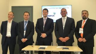 Μνημόνιο συνεργασίας μεταξύ Ελληνικού Διαστημικού Οργανισμού και Inmarsat