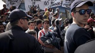 Επεισόδια μεταξύ μεταναστών στη Μόρια - Τέσσερις τραυματίες