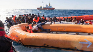 Ναυάγιο με νεκρούς μετανάστες στον Κόλπο του Άντεν