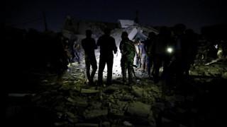 Ιράκ: 18 νεκροί και 90 τραυματίες από την έκρηξη στη συνοικία Σαντρ Σίτι