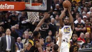 NBA: Βγάζουν… σκούπα οι Ουόριορς (vid)