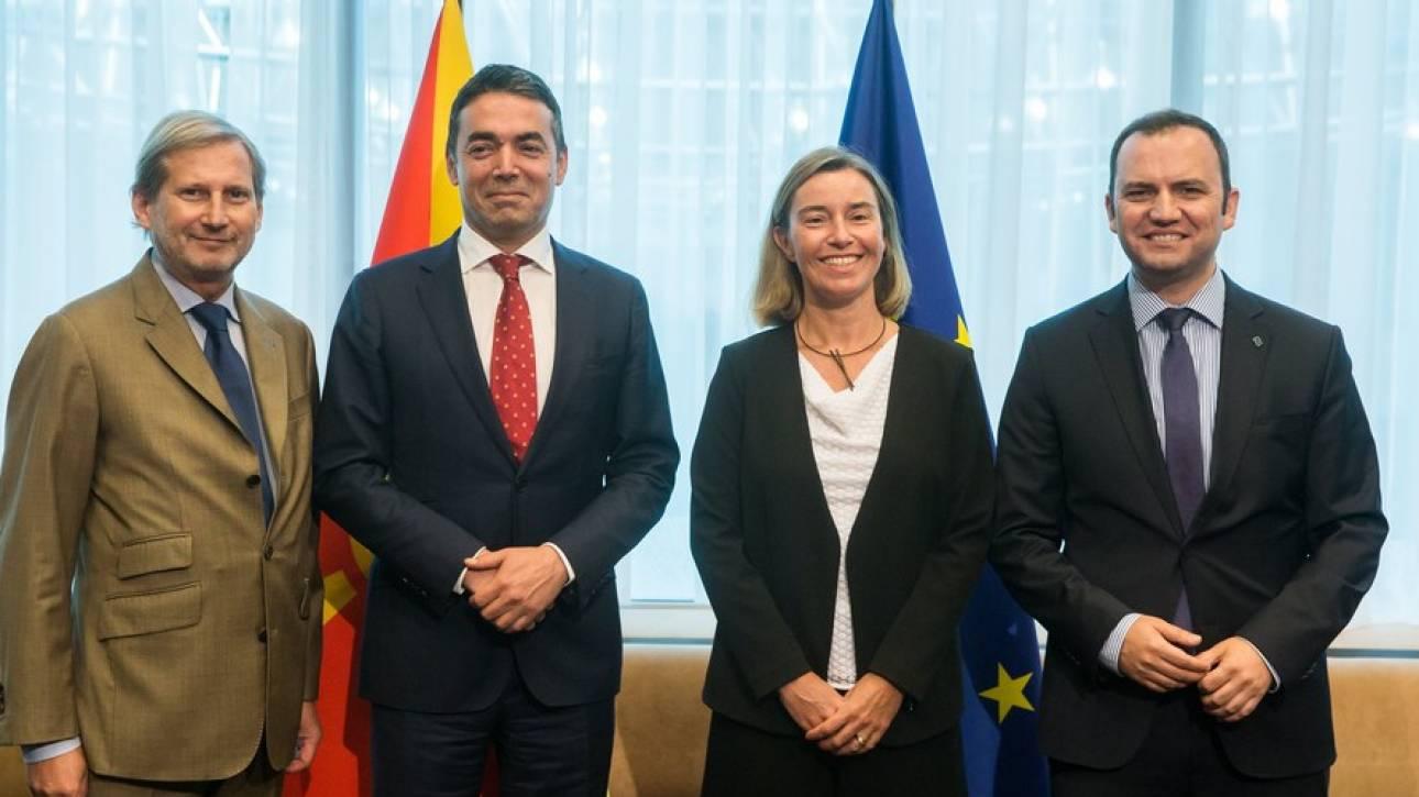 πΓΔΜ: Κρίσιμες οι επόμενες ώρες, λέει ο αναπληρωτής πρωθυπουργός των Σκοπίων