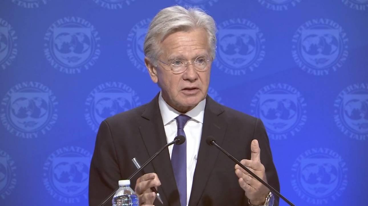 Το ΔΝΤ θα παραμείνει ενεργό στην Ελλάδα ακόμη και χωρίς πρόγραμμα