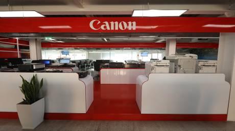 Στην Αθήνα το ευρωπαϊκό κέντρο υποστήριξης της Canon