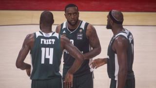 Basket League: Άλωσε ξανά το ΣΕΦ ο Παναθηναϊκός Superfoods
