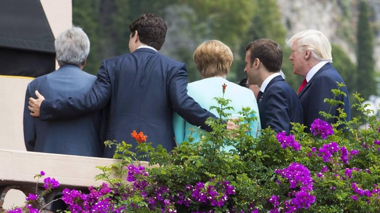 G7: Έξι εναντίον ενός στη σύνοδο των «ισχυρών»