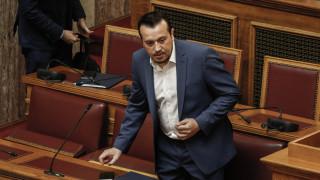 Κόντρα στη Βουλή για τις δηλώσεις που φέρεται να έκανε στη σύνοδο του ΕΛΚ ο Μητσοτάκης