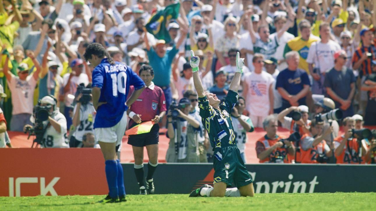 Παγκόσμιο Κύπελλο: Το πέναλτι που σημάδεψε για πάντα τον Ρομπέρτο Μπάτζιο