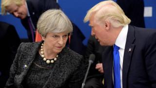 Σύνοδος G7: Δε θα συναντηθεί με τη Μέι ο Τραμπ