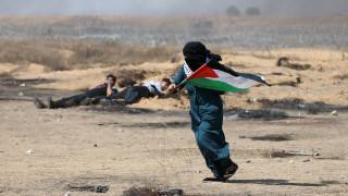Αιματοχυσία στη Γάζα: Τέσσερις νεκροί και 386 τραυματίες από ισραηλινά πυρά