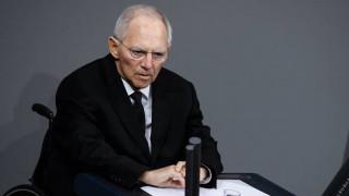 Σόιμπλε: Βελτιωμένη η κατάσταση της Ελλάδας, η Ευρώπη θα βρίσκεται πάντα σε κρίση
