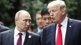 Συνάντηση Τραμπ - Πούτιν πιθανώς στη Βιέννη