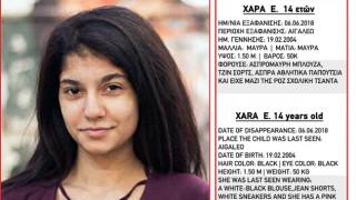 Συναγερμός στις Αρχές: Εξαφανίστηκε 14χρονη από το Αιγάλεω