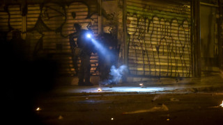Εξάρχεια: Επιθέσεις με μολότοφ κατά διμοιριών των ΜΑΤ