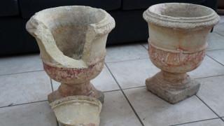 Μία σύλληψη για τα αρχαία που βρέθηκαν μετά από πυρκαγιά