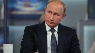 Τηλεφωνική επικοινωνία Πούτιν - Ποροσένκο για τους εκατέρωθεν κρατουμένους