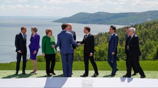 G7: Αγεφύρωτες διαφορές πίσω από τα χαμόγελα