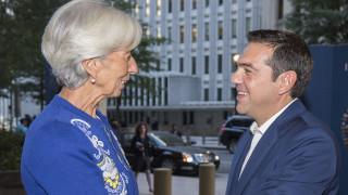 Τακτική η μεταμνημονιακή παρουσία του ΔΝΤ στην Ελλάδα