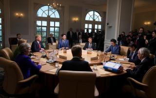 Καναδάς: Το τελικό ανακοινωθέν των G7