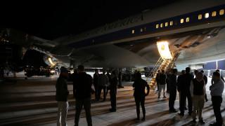 Από την Ελλάδα πέρασε ο Τραμπ - Στην Κρήτη τα ξημερώματα το Air Force One