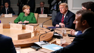 «Ναυάγιο» η σύνοδος κορυφής G7 - «Στροφή» από τον Τραμπ