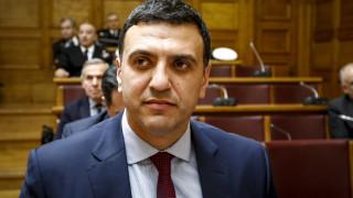 Κικίλιας: Δεν έχουν πολιτική νομιμοποίηση να κάνουν συμφωνία ενάντια στα εθνικά συμφέροντα