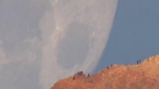 Το φεγγάρι σε σχεδόν πραγματική διάσταση: Το εντυπωσιακό βίντεο της NASA