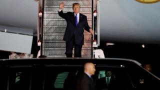 Συνάντηση Τραμπ-Κιμ: Στη Σιγκαπούρη και ο Αμερικανός πρόεδρος
