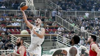 Basket League: Νίκη Παναθηναϊκού στο ΟΑΚΑ
