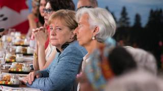 Το ελληνικό χρέος στην ατζέντα της συνάντησης Μέρκελ - Λαγκάρντ τη Δευτέρα
