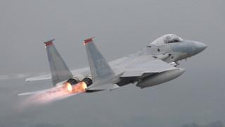 Ιαπωνία: Αμερικανικό F-15 συνετρίβη ανοικτά της Οκινάουα