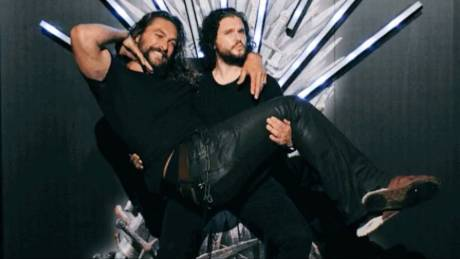 Game of Thrones: Τζον Σνόου, Ντρόγκο & Ντενέρις σε ένα reunion γεμάτο υποσχέσεις