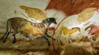 Ζωγραφιά 12.000 ετών ανακαλύφθηκε σε σπήλαιο στην Κίνα