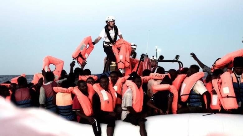 Έκκληση ΟΗΕ για άμεση αποβίβαση των εκατοντάδων μεταναστών του Aquarius