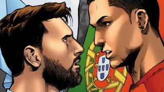 Παγκόσμιο Κύπελλο: Mέσι, Ρονάλντο & οι Ισλανδοί ήρωες για τη Marvel