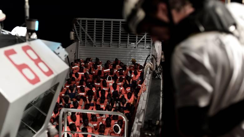 Η Ισπανία θα δεχτεί το πλοίο Aquarius με τους 629 μετανάστες