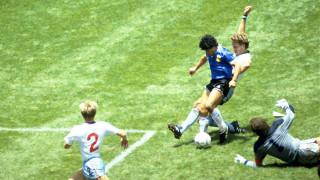 Παγκόσμιο Κύπελλο: 32 χρόνια από το «χέρι του Θεού» και το «γκολ του αιώνα»