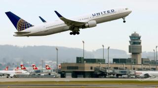 Συναγερμός σε πτήση που εκτελεί δρομολόγιο από τη Ρώμη στο Σικάγο