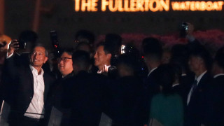 Η νυχτερινή έξοδος του Κιμ Γιονγκ Ουν στη Σιγκαπούρη