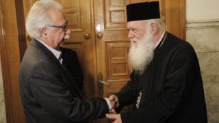 Γαβρόγλου μετά τη συνάντηση με Ιερώνυμο: Έχουμε συμφωνία σε ένα τεράστιο φάσμα θεμάτων