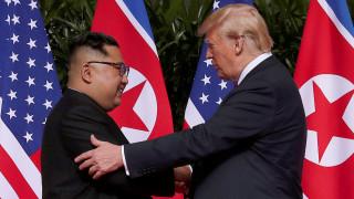 Τραμπ: Η συνάντηση ήταν φανταστική, πήγε καλύτερα απ' ό,τι θα περίμενε κανείς