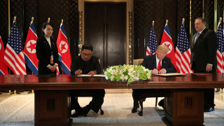 Τραμπ: Η αποπυρηνικοποίηση θα ξεκινήσει πολύ σύντομα