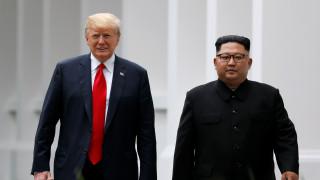 Το Πεκίνο καλωσορίζει την ιστορική συνάντηση Τραμπ - Κιμ