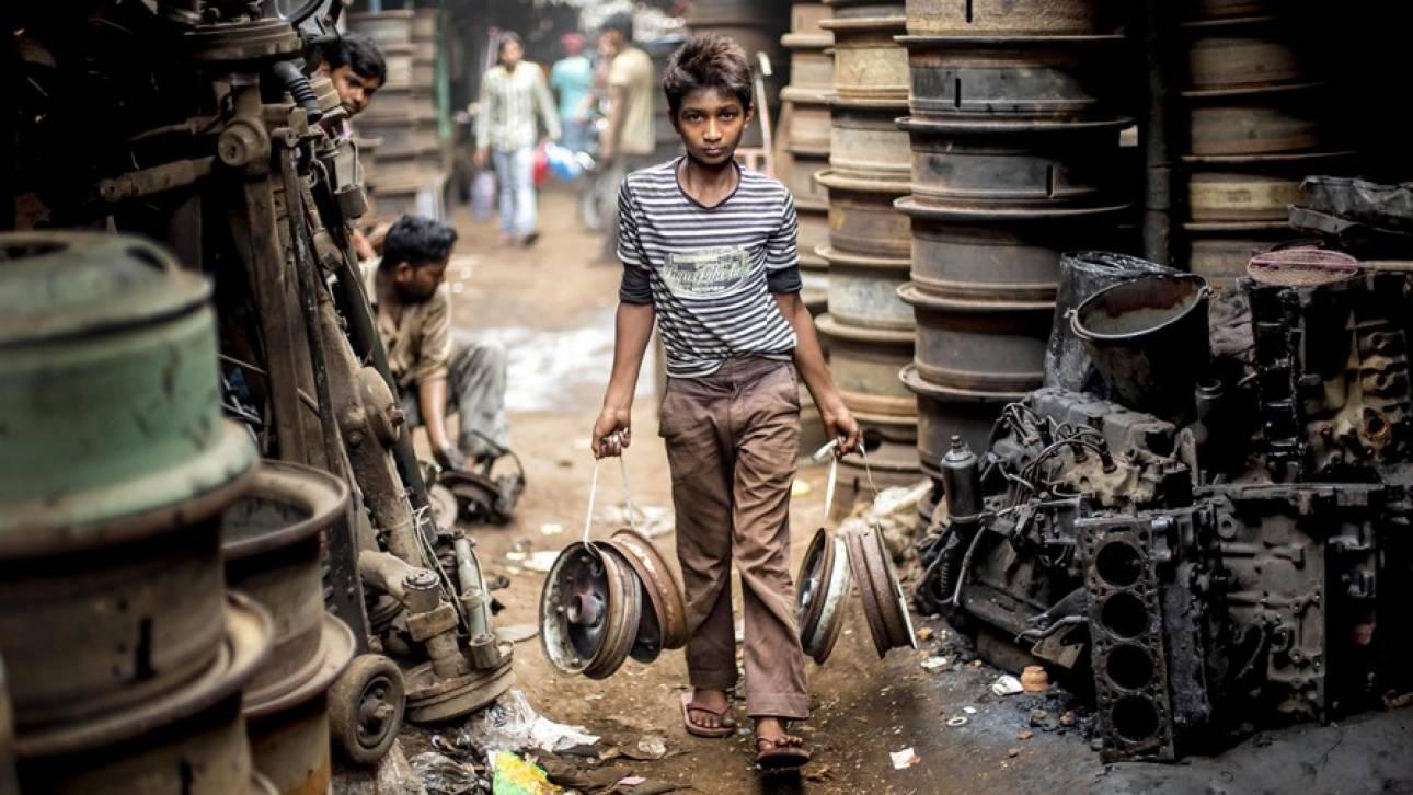 Παγκόσμια Ημέρα κατά της Παιδικής Εργασίας: Τα στοιχεία του ΟΗΕ σχετικά με την απασχόληση παιδιών
