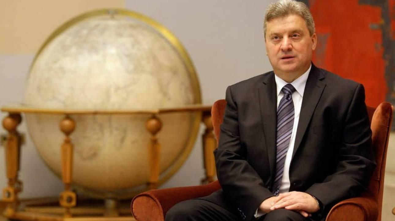 Πρόεδρος πΓΔΜ: Ένα τόσο σημαντικό ζήτημα δεν λύνεται μέσω τηλεφώνου