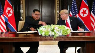 Πώς σχολίασε η παγκόσμια πολιτική σκηνή τη συνάντηση Τραμπ-Κιμ