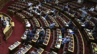 Ψηφίστηκε επί της αρχής το πολυνομοσχέδιο με τα προαπαιτούμενα